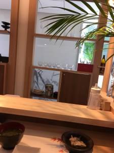 国立 寿司 カウンター