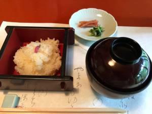 青梅 豆腐
