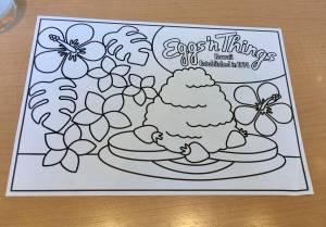 Eggs'n Things ららぽーと立川立飛店