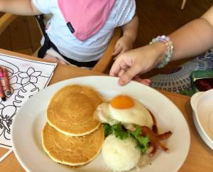 Eggs'n Things ららぽーと立川立飛店 子供メニュー